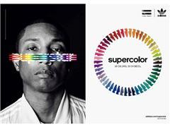 ファレル・ウィリアムスとのコラボレーションによる50カラーのSuperstarコレクション 「Supercolor」が世界同時発売開始