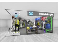 アディダス オリジナルス世界初!日本発!!  スポーツカジュアルが大好きな女性のためのガールズショップがSHIBUYA109に誕生 「adidas Originals Girls Shop SHIBUYA 109」 ~2015年4月25日(土) グランドオープン~