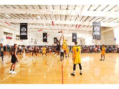 adidas Gauntlet Tips Off in Texas