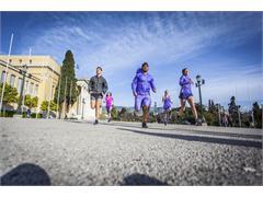 Η adidas συμμετέχει στον 4ο Ημιμαραθώνιο της Αθήνας