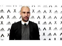 Pep Guardiola On The Football Revolution - Gamedayplus Special - adidas Football