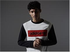 adidas Originals Vintage Colour Blocking Men's Apparel Capsule