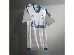 Lässiger Streifen-Look für FC Schalke 04