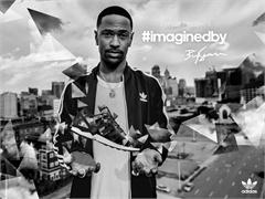 adidas Originals and Zx Flux Present:One Man Can Change Detroit #ImaginedBy Big Sean