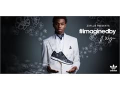 "adidas Originals & ZX Flux Present: ""Draft Day Kicks"" #ImaginedBy Andrew Wiggins"