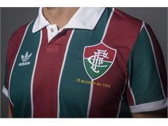 """adidas lança uniforme em homenagem aos 20 anos do """"gol de barriga"""" de Renato Gaúcho"""