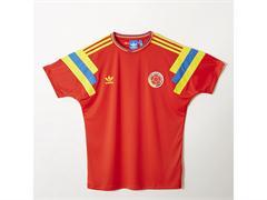 adidas Originals le rinde un homenaje a un momento histórico del fútbol colombiano