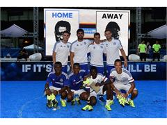 adidas Hosts Chelsea FC in NYC