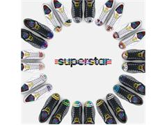 adidas Originals by Pharrell Williams: Die Supershell–Artwork Kollektion