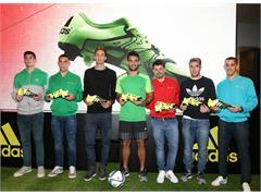 adidas revoluciona el fútbol con el lanzamiento de los nuevos botines ACE15 y X15