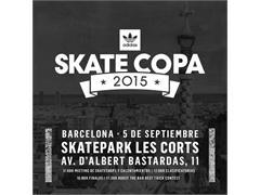 Las tiendas de skate de toda España se miden en Barcelona en el adidas Skate Copa