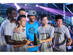 Derrick Rose Takes On Summer In China