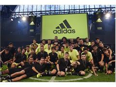 Bale y Marcelo dan inicio a la revolución del fútbol de adidas en Madrid