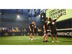 adidas te invita a vivir la revolución del fútbol en Barcelona y en Madrid