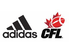 adidas to become Official Outfitter of the CFL