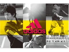 今のキミは勝負できるのか。 「adidas TENNIS CHALLENGE」9月18日応 募スタート