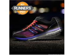 adidas adizero Boston Boost Wins Runner's World Best Update