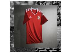 Wales reveal UEFA EURO 2016 Home Shirt
