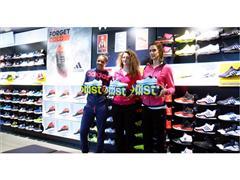 Η adidas στηρίζει το Ελληνικό Γυναικείο Βόλεϊ