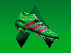 Boss Everyone in adidas Ace 16 Primeknit
