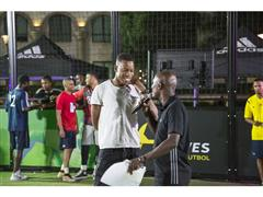 SA media put the Ace 16.1 Boots to the in Johannesburg