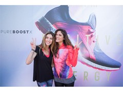 adidas PureBOOST X Run: η πιο θετική διαδρομή αποκλειστικά για γυναίκες είναι γεγονός!