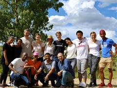 Score Namibia Volunteer Program