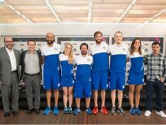 Três listras na piscina: natação do Esporte Clube Pinheiros agora é adidas