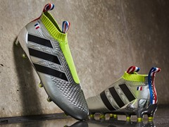 Paul Pogba ACE 16+ PureControl Match Customised Boots