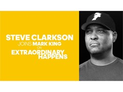 PODCAST: QB Coach Steve Clarkson joins adidas Group's Mark King