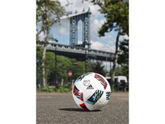 New York City Mayor, Bill de Blasio, the Mayor's Fund to Advance NYC, the U.S. Soccer Foundation, NYC Football Club and adidas Launch NYC Soccer Initiative – Bringing 50 New Soccer Fields to Underserved Neighborhoods