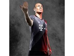 adidas представи екипа за гостуващите мачове на Bayern Munich за сезон 2016/17