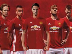 adidas release New Manchester United Home Jersey