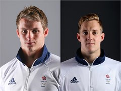 Proud and Willis Latest Swimmers to Join Team adidas