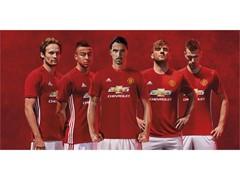 adidas lança nova camisa 1 do Manchester United