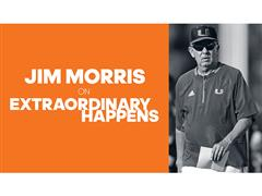 PODCAST: Baseball Coach Jim Morris joins adidas Group's Mark King