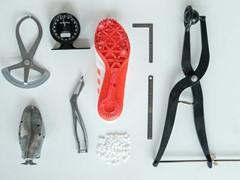 adidas präsentiert die Werkzeuge der Leichtathleten in Rio