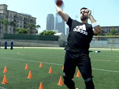 adidas to Launch 'Sport Needs Creators' TV Spot During NFL Opener