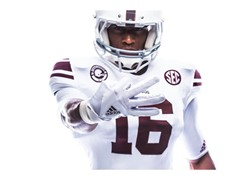 Texas A&M & adidas Reveal 'Junction Made' Retro Football Uniforms