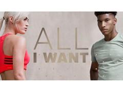adidas: ALL I WANT