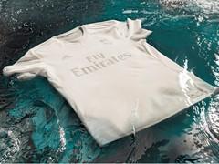 El Real Madrid lucirá su camiseta adidas reciclada este sábado 26 de Noviembre