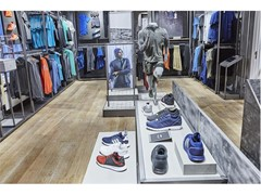 Eröffnung des ersten adidas Running Stores in Deutschland