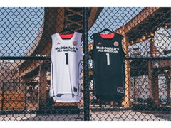 adidas Unveils 2017 Mcdonald's® All American Games Uniform Collection