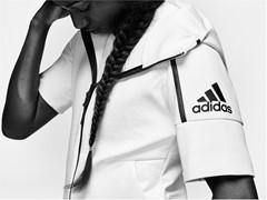 adidas Athletics представляет худи Z.N.E. Zero-Dye