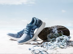 Performance with purpose; adidas introduces Parley editions of game-changing running footwear