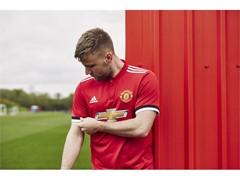 adidas представляет домашний комплект формы «Манчестер Юнайтед» сезона 2017/18