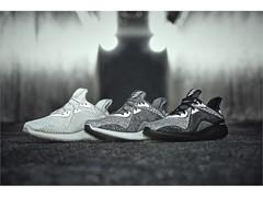 adidas Unveils alphabounce Reflective