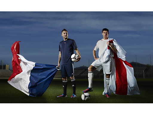Image : England vs France