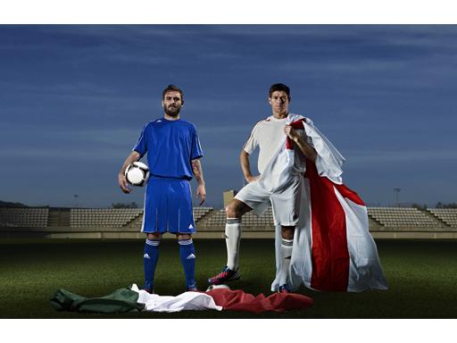 Italy vs England