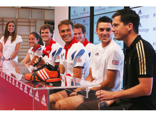 Image : Team GB Tennis.